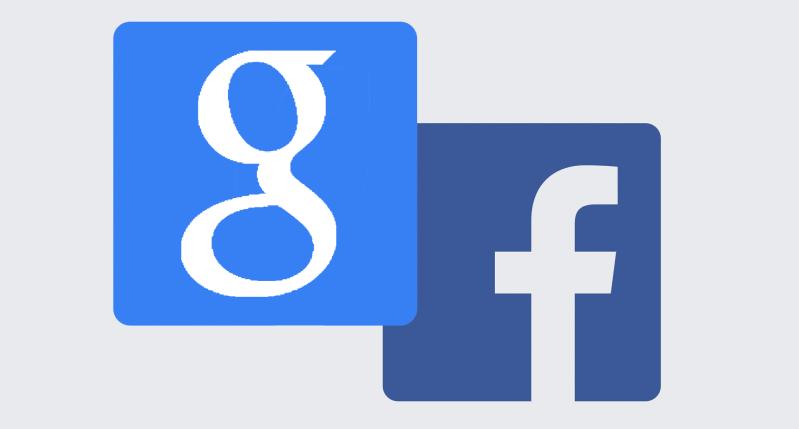 video facebook google conteudo